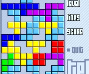 Tetris Play